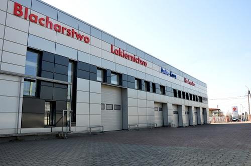 Obsługa szkód komunikacyjnych w Auto-Kras Białystok