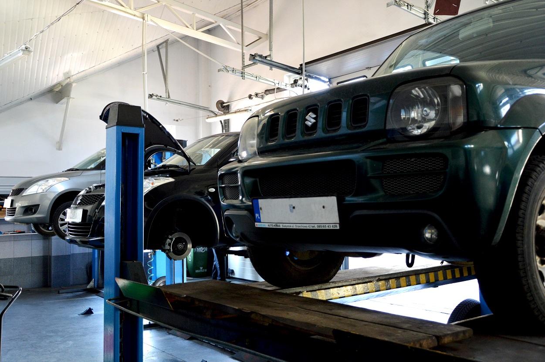 Auto-Kras powakacyjny przegląd samochodów